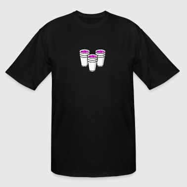 DoubleCup non pixelated - Men's Tall T-Shirt