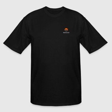 Monero coin T shirt - Men's Tall T-Shirt