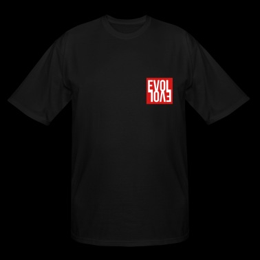 ev0l gaming square - Men's Tall T-Shirt