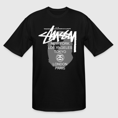 BapexStussy - Men's Tall T-Shirt