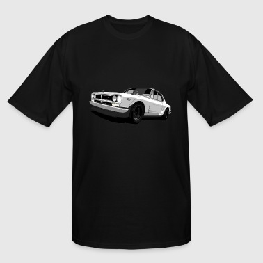 Nissan Skyline GTR - Men's Tall T-Shirt
