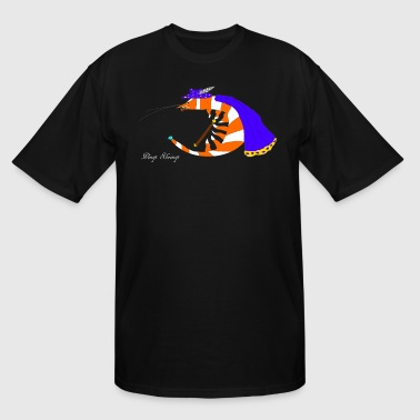 Pimp Shrimp - Men's Tall T-Shirt