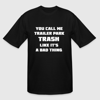 Trailer Park designs - Men's Tall T-Shirt
