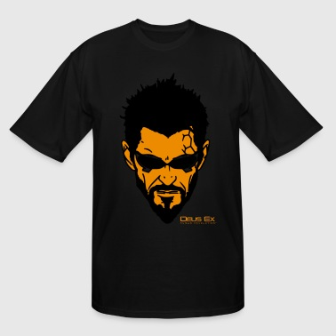 deus ex - Men's Tall T-Shirt