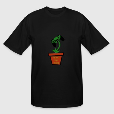 Plant The Seed - Men's Tall T-Shirt