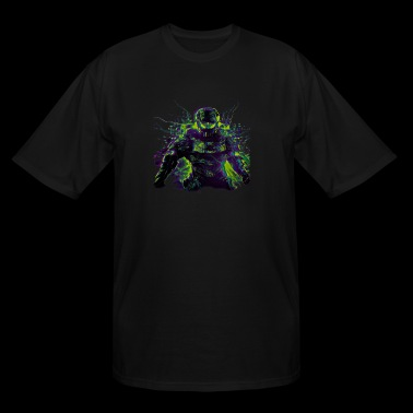 Future Halo - Men's Tall T-Shirt