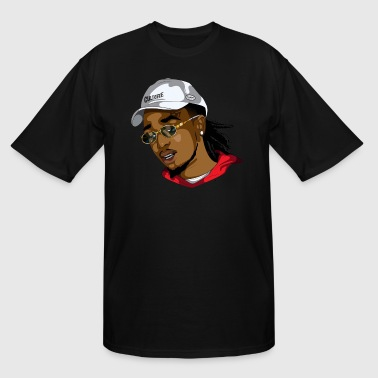 quavo - Men's Tall T-Shirt