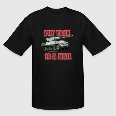 tank - Men's Tall T-Shirt