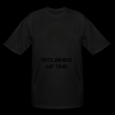 Reclaiming my time shirt - Men's Tall T-Shirt