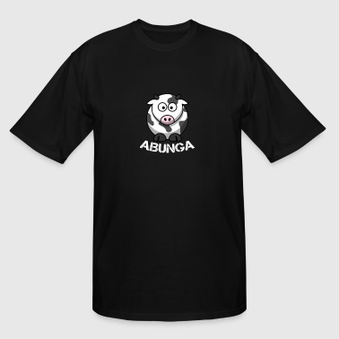 Cow-Abunga - Men's Tall T-Shirt