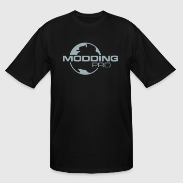 Modding Pro T Shirt - Men's Tall T-Shirt
