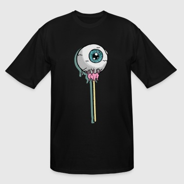 New creepy Cyber System - Men's Tall T-Shirt
