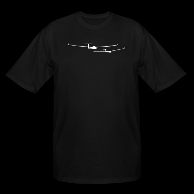 soaring team pilot - Men's Tall T-Shirt