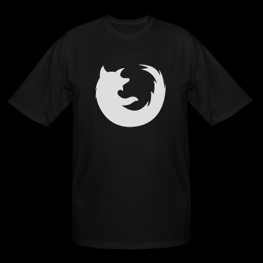 Firefox - Men's Tall T-Shirt