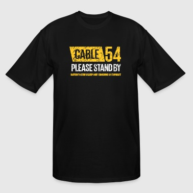 Cable 54 - Men's Tall T-Shirt
