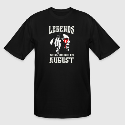 LegendborninAugust - Men's Tall T-Shirt