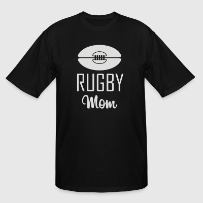 Rugby MOM - Men's Tall T-Shirt
