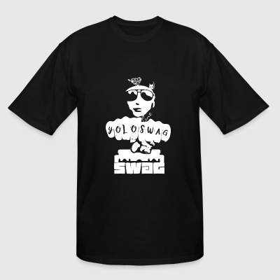 Swagger - Swag Gangster Get Your Swag On Swagger - Men's Tall T-Shirt