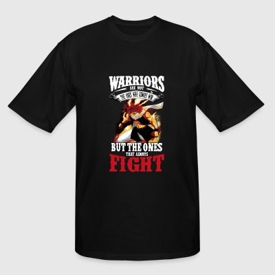 Fairy tail warriors - The ones that always fight - Men's Tall T-Shirt