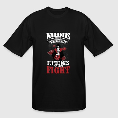 Itachi warriors - The ones that always fight - Men's Tall T-Shirt