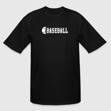 Baseball - Baseball - Men's Tall T-Shirt