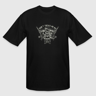 Gadsden - Gadsden - don't tread on me - Men's Tall T-Shirt