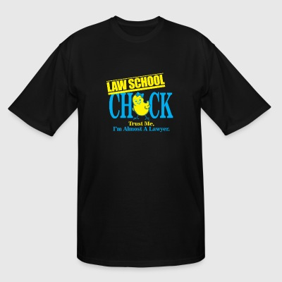 Lawyer - law school chick trust me i'm a lawyer - Men's Tall T-Shirt