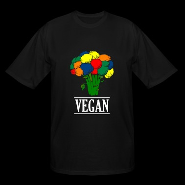 Vegan - Vegan Gift Shirt - Men's Tall T-Shirt