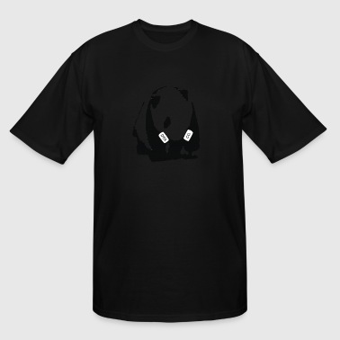 Draco Panda - Men's Tall T-Shirt