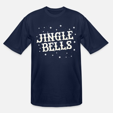 Jingle Bells Jingle Bells - Men's Tall T-Shirt