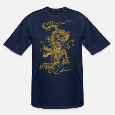 Chinese Dragon chinese dragon - Men's Tall T-Shirt