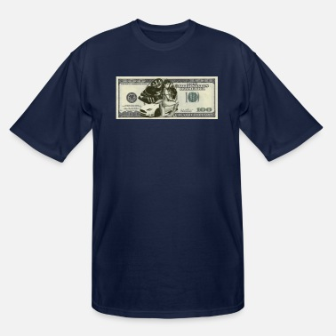 Dollar Bill Dollar Bill - Men's Tall T-Shirt