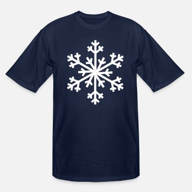 Snowflake Snowflake - Men's Tall T-Shirt