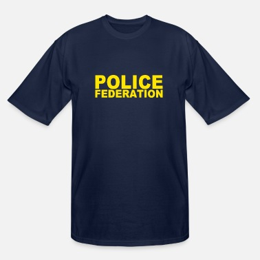 Federation police federation - Men's Tall T-Shirt