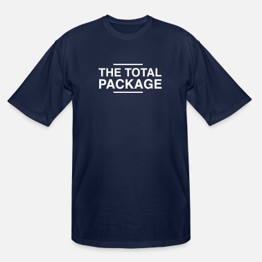 Total The Total Package - Men's Tall T-Shirt