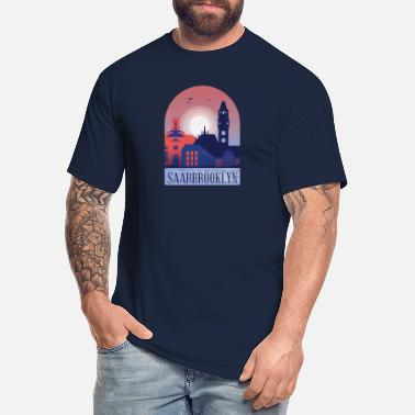 Saarbrücken Saarbrucken - Men's Tall T-Shirt