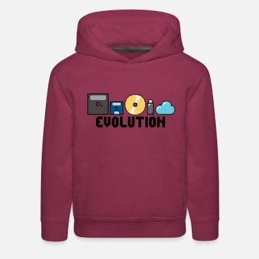 Storage Storage Evolution - Kids' Premium Hoodie