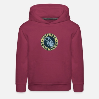 Epidemic SAVE THE TOWER! - Kids' Premium Hoodie