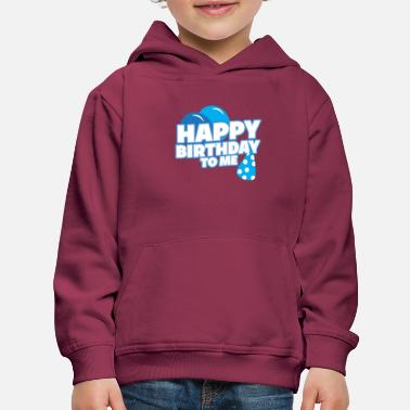 Birthday Party Happy Birthday to me! - Kids' Premium Hoodie