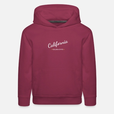 Golden State California Golden State - Kids' Premium Hoodie