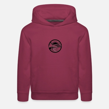 pink floyd wish you were here - Kids' Premium Hoodie