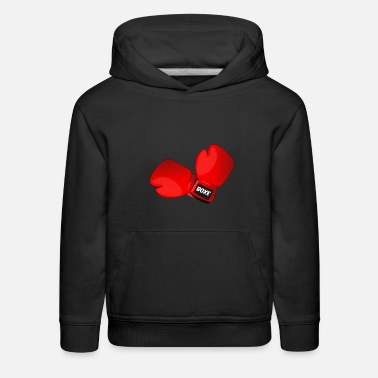 Gloves Boxing Gloves - Kids' Premium Hoodie