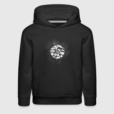 Abstract forms - Kids' Premium Hoodie