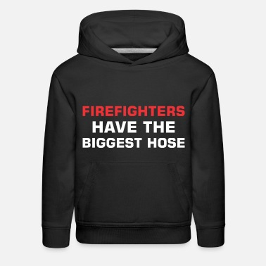 Fighters Have The Biggest Hose - Kids' Premium Hoodie