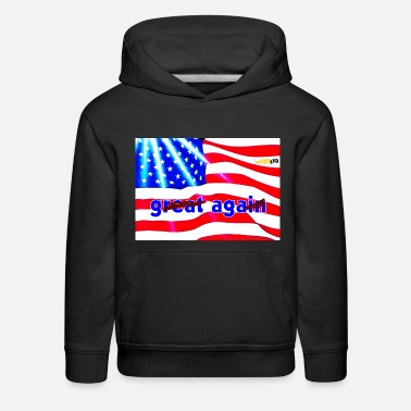 Great AGAin - Kids' Premium Hoodie