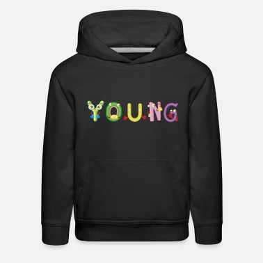 Young Young - Kids' Premium Hoodie
