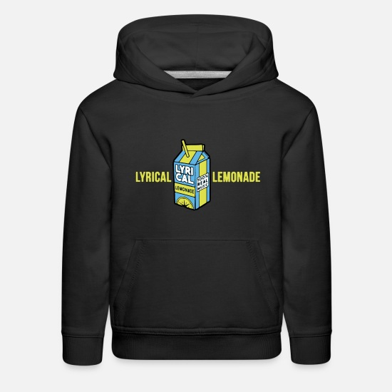 Lemonade Hoodies & Sweatshirts - lemonade - Kids' Premium Hoodie black