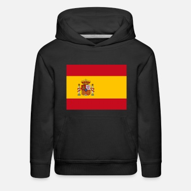 Flags Spain Spain Flag - Kids' Premium Hoodie