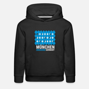 Free State Of Bavaria Munich, Bavaria, Germany - Kids' Premium Hoodie