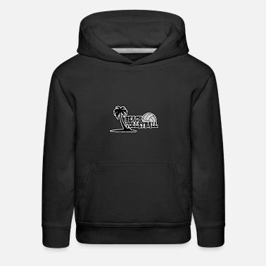 Beach Volleyball Beach Volleyball beach - Kids' Premium Hoodie